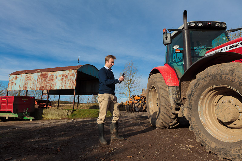 Scottish Farmer Article on Farm Security