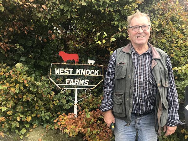 Albert Howie West Knock Farms