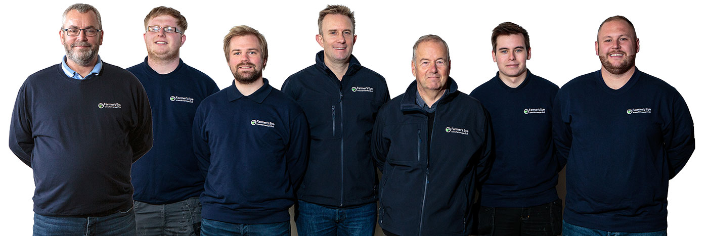 Meet The Farmers Eye Team